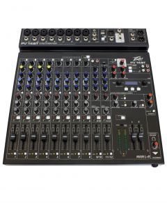 Peavey PV14BT Mixer with Bluetooth