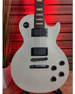 Gibson Les Paul LPJ 2013 Transparent Rubbed White. With Gibson Bag. SN0359