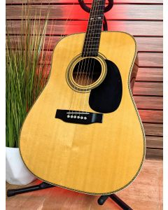 Sigma Vintage 1988 DM-4H Acoustic Guitar with Hard Case, Made in Korea. SN0959