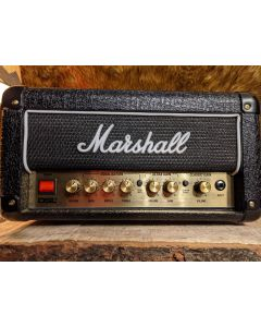 Marshall DSL1HR 1-Watt Tube Guitar Amplifier Head with Footswitch, MINT! SN9900