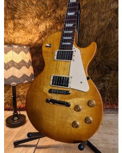 Gibson Les Paul Tribute 2020 Satin Honeyburst including Gibson Deluxe Gig Bag. MINT! Like New! SN0174
