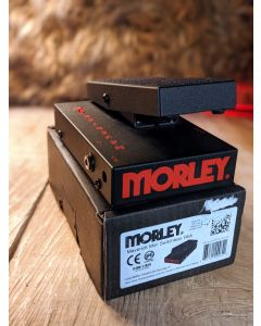 Morley  Maverick Mini Switchless Wah Guitar Effects Pedal with Box. SN0709