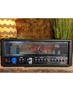Studio 7  S760, 2 Channel 60w Guitar Tube Head with DSP. SN1015