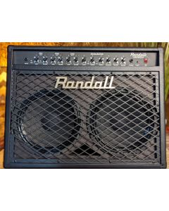 """Randall RG1503-212 3-Channel 150-Watt 2x12"""" Solid State Guitar Combo with Footswitch SN0120"""