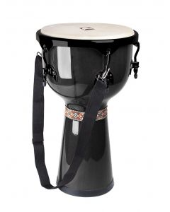 Rhythm Tech RT5122 Djembe. Black 12""