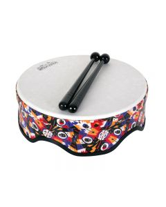 Rhythm Village Benkadi Club Series Rally Drum with Mallets. 14""