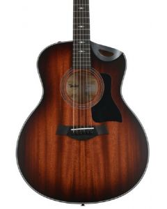 Taylor 326Ce Urban Ash Grand Symphony Acoustic-Electric Guitar Shaded Edge Burst