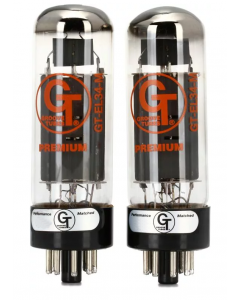 Groove Tubes GT-EL34-M Duet Matched Power Tubes