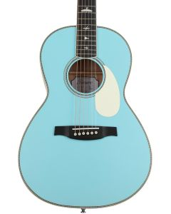PRS SE Parlor P20E Limited Edition Acoustic-Electric - Powder Blue
