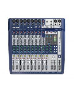 Soundcraft SIGNATURE-12 12 Channel Mixer