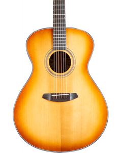 Breedlove Signature Concerto Copper E Acoustic Electric Guitar. Torrefied European-African Mahogany TGF11