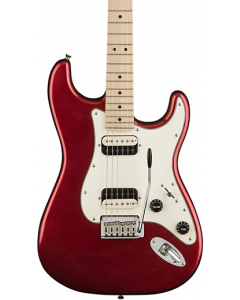 Squier Contemporary Dark Metallic Red Stratocaster HH TGF33