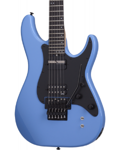 Schecter Sun Valley Super Shredder FR S 6-String Electric Guitar, Riviera Blue