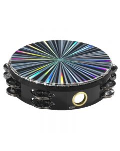 Remo Double Row Radiant Tambourine 8""