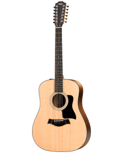 Taylor 150e Dreadnought 12 String Acoustic/electric Guitar Natural
