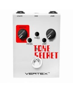 Vertex Effects Tone Secret OD Overdrive Guitar Effects Pedal