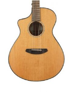 Breedlove Solo Concert CE Left Handed Acoustic Electric Guitar. Red cedar-EI Rosewood TGF11