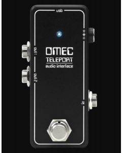 Orange Amplifiers OMEC Teleport USB Audio Interface