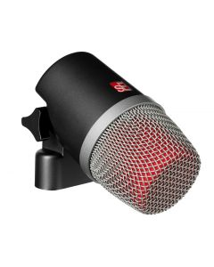 SE V-KICK Kick Drum Microphone with Classic and Modern Voices Supercardioid
