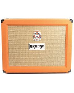 Orange PPC212C 120W 2x12 Closed Back Guitar Speaker Cabinet Orange