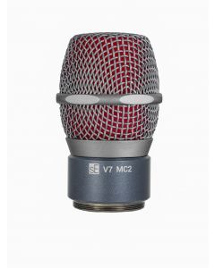 SE V7-MC2-BLU V7 Mic Capsule for Sennheiser Wireless. Blue