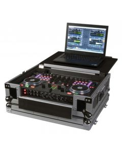 American DJ VMS707 VMS4 Flip Shelf Case for VMS4