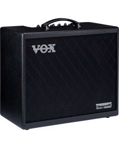 Vox Cambridge50 50W 1X12 Tube Hybrid Guitar Combo Amp Black