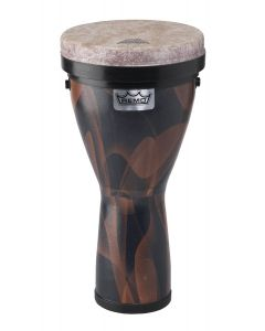 Remo VS-DJ09-43-SD099 Versa Djembe Drum. Brown 9