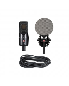 SE X1-S-STUDIO-BUNDLE X1 S Microphone with Reflection Filter X, Shockmount and Cable Pack