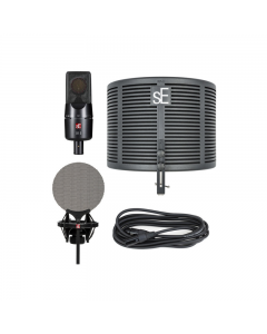 SE X1-S-VOCAL-PACK X1 S Microphone with Shockmount and Cable Bundle