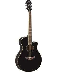 Yamaha APX600 BL Thinline Acoustic-Electric Guitar Black