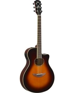 Yamaha APX600-OVS Acoustic-Electric Guitar TGF11