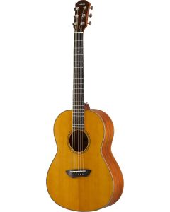 Yamaha CSF3M-VT Parlor Vintage Natural Acoustic W/Bag