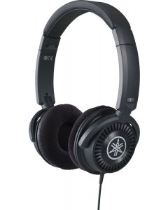 Yamaha HPH-150B High-End Instrument Headphones, Black