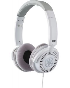 Yamaha HPH-150W High-End Instrument Headphones, White