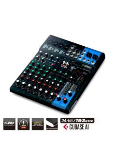 Yamaha MG10XU 10-Input Mixer with Built-In FX