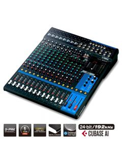 Yamaha MG16XU 16-Input Mixer with Built-In FX