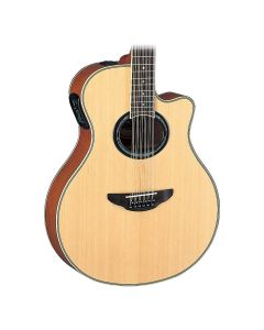 Yamaha APX700II-12 Acoustic-Electric 12-String Guitar Natural