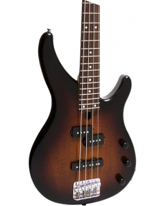 Yamaha TRBX174EW TBS Mango Wood 4-String Electric Bass Guitar Tobacco Sunburst